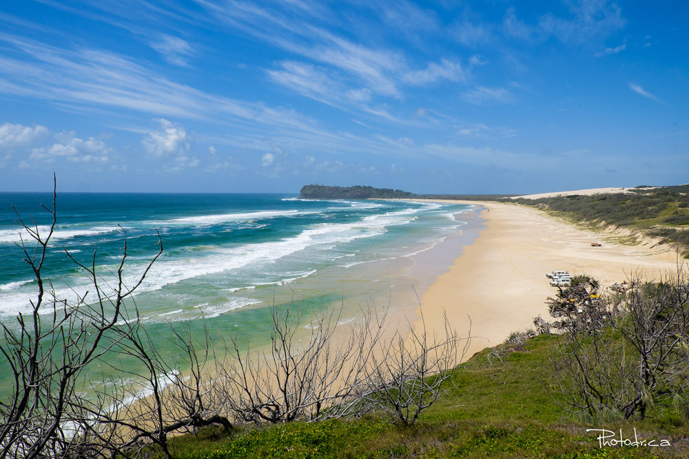 An awesome adventure with Fraser Island Travel