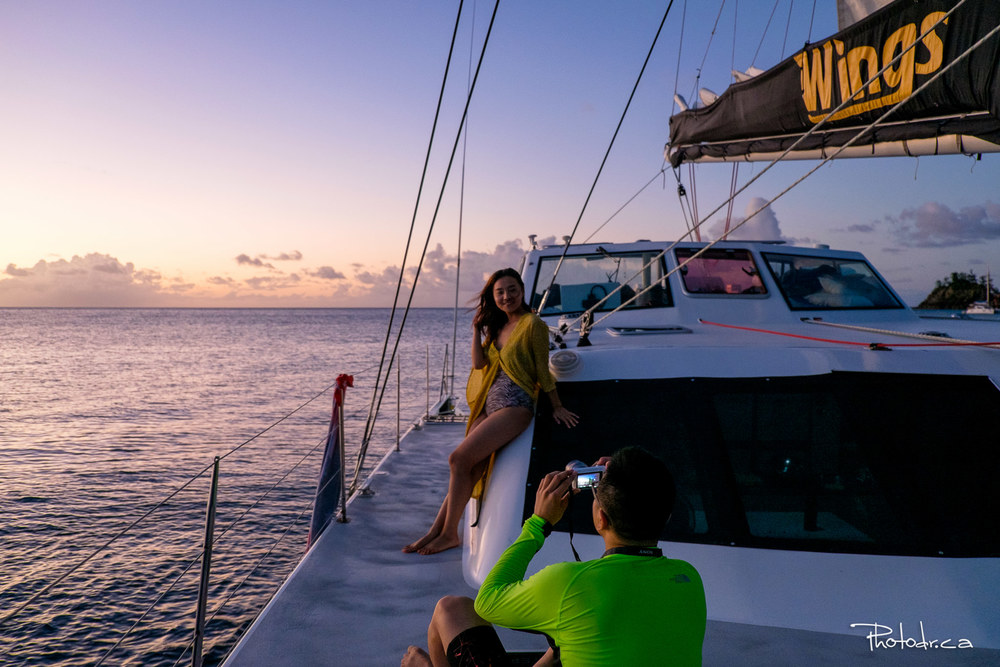 Sailing to the GBR and the Whitsundays | Destination Aventure