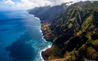 Un majestueux vol en hélicoptère à Hawaii