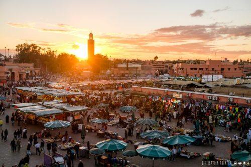 Laissez-vous charmer par la beauté de Marrakech