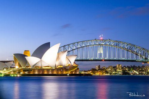 Au revoir la Nouvelle-Zélande, bonjour l'Australie!
