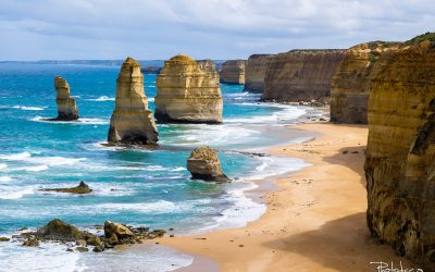 Road trip sur la Great Ocean Road et au parc national Grampians en Australie