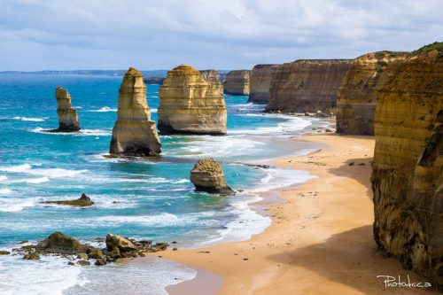 Road trip sur la Great Ocean Road et au parc national Grampians en Australie