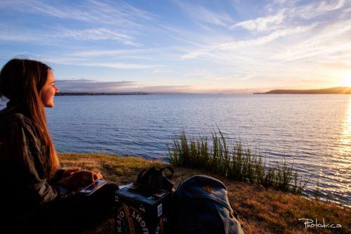 Une semaine de bonheur sur l'ile Nord