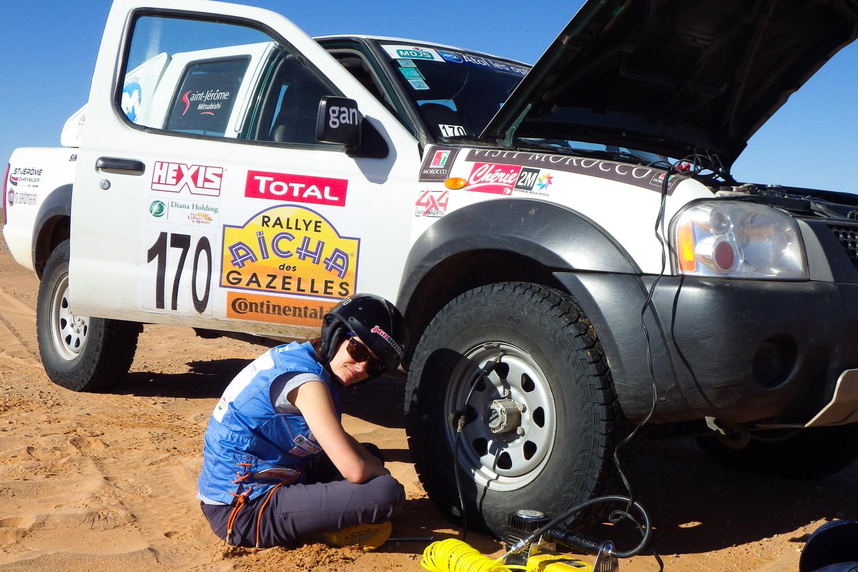 Le Rallye des Gazelles au Maroc, le défi féminin ultime dans le Sahara