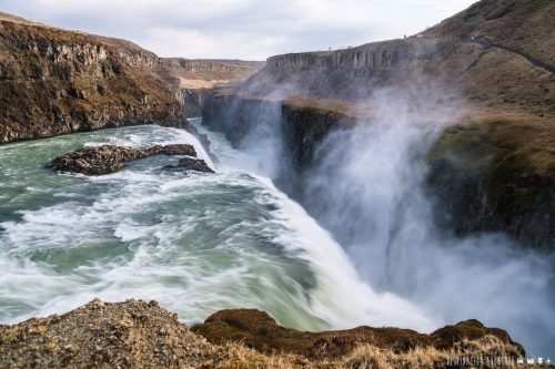Notre arrivée en Islande et la découverte du Cercle d'or