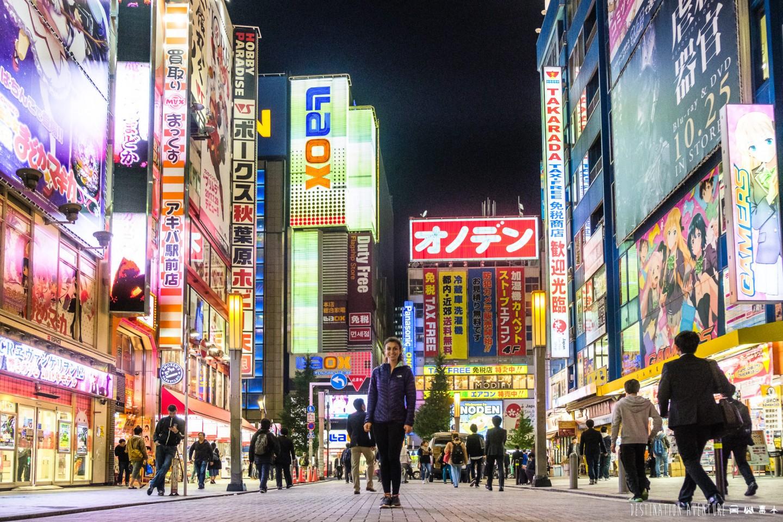 Voyage de quelques jours à Tokyo au Japon, nos conseils!