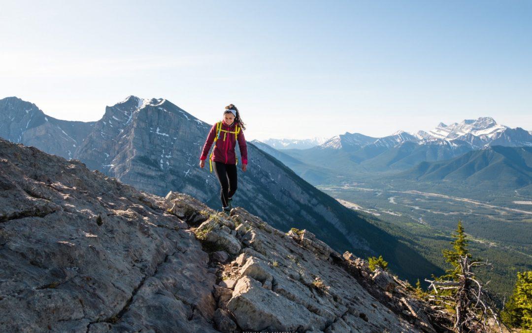 Deux randonnées absolument épiques à faire près de Banff en Alberta!