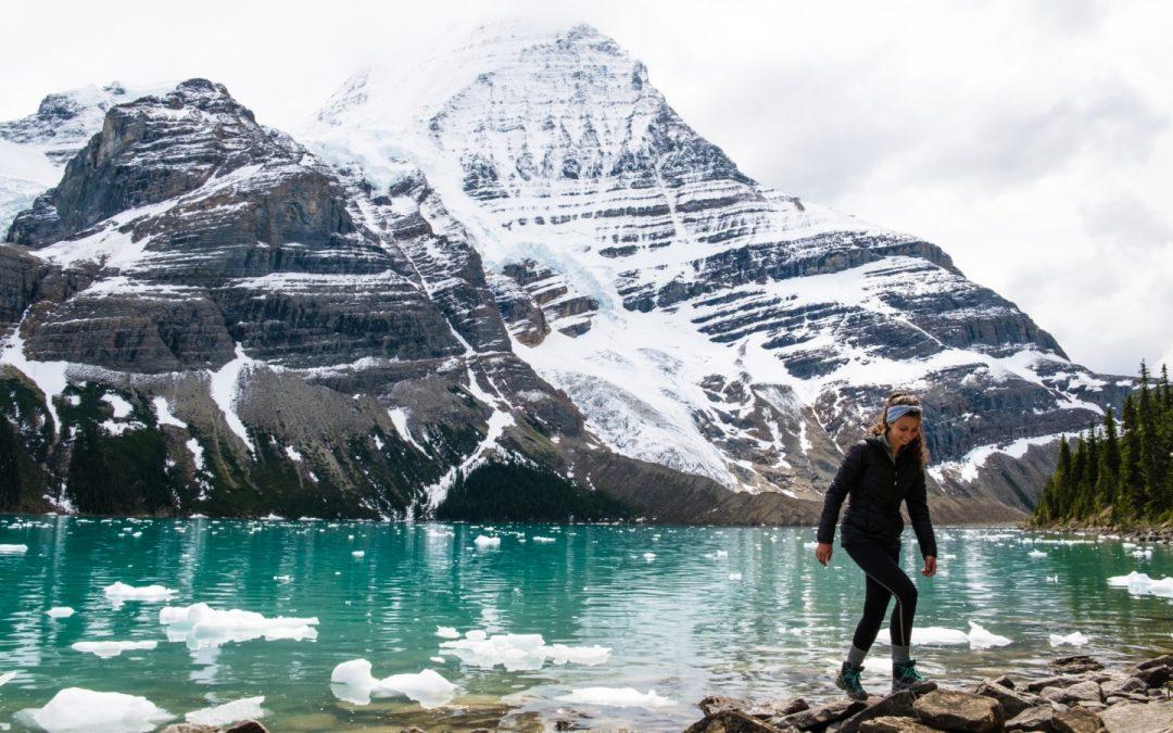 La spectaculaire Berg Lake Trail en Colombie-Britanique, une randonnée à mettre sur sa liste!