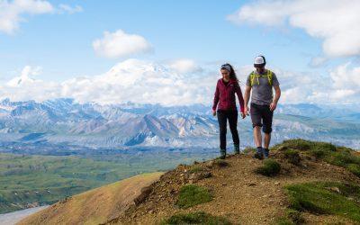 Le parc national du Denali en Alaska, le paradis du plein air!