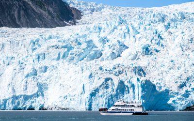 Une croisière à la rencontre des glaciers en Alaska!