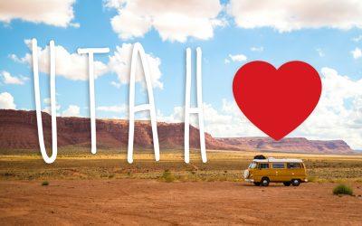 Un mois de road trip au Utah, nos coups de coeur!