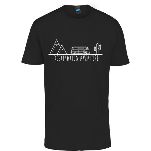 T-shirt pour homme Vanlife
