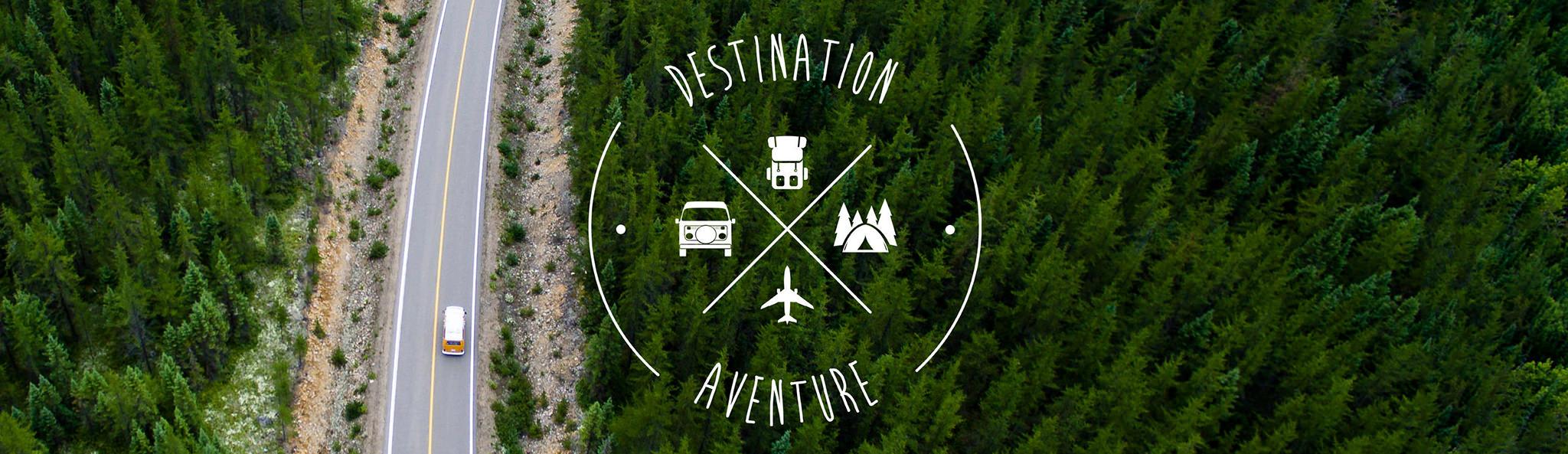 Destination Aventure est un blogue voyage fait au Québec!